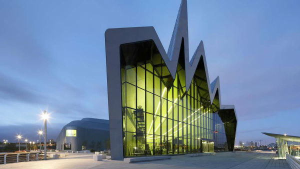 The Riverside Museum at Glasgow's Museum of Transport (Pic By Bam.co.uk)