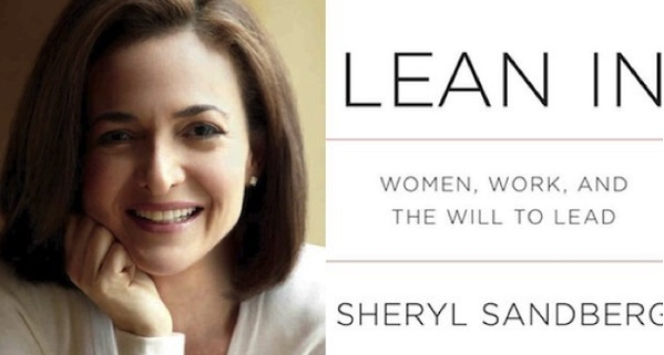 Sheryl Sandberg, CEO FAcebook and her book