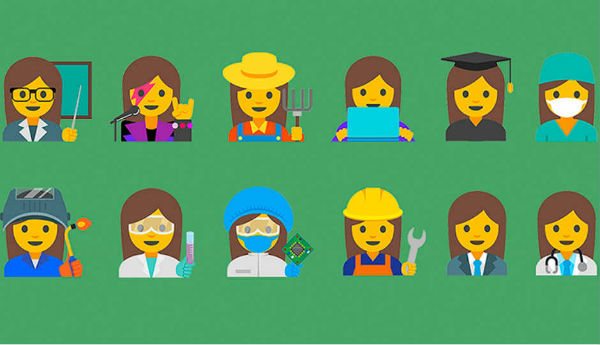 Google Proposes New Women Specific Emojis