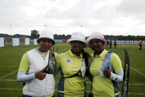 Deepika Kumari captain Indian archery team