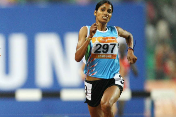 Sudha Singh Shatters National Record In Women's 3000m Steeplechase (Pic Credit: www.in.com)
