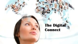 Digital Connect Women At Home