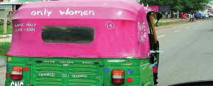 Autos specially for women