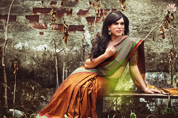 Designer Sharmila's collection for transgenders