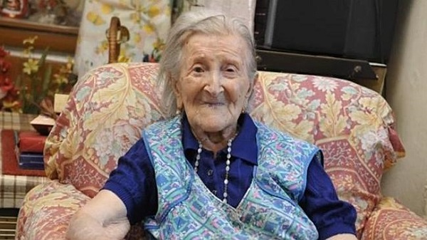 At 116 Emma Morano Is The Oldest Person In The World
