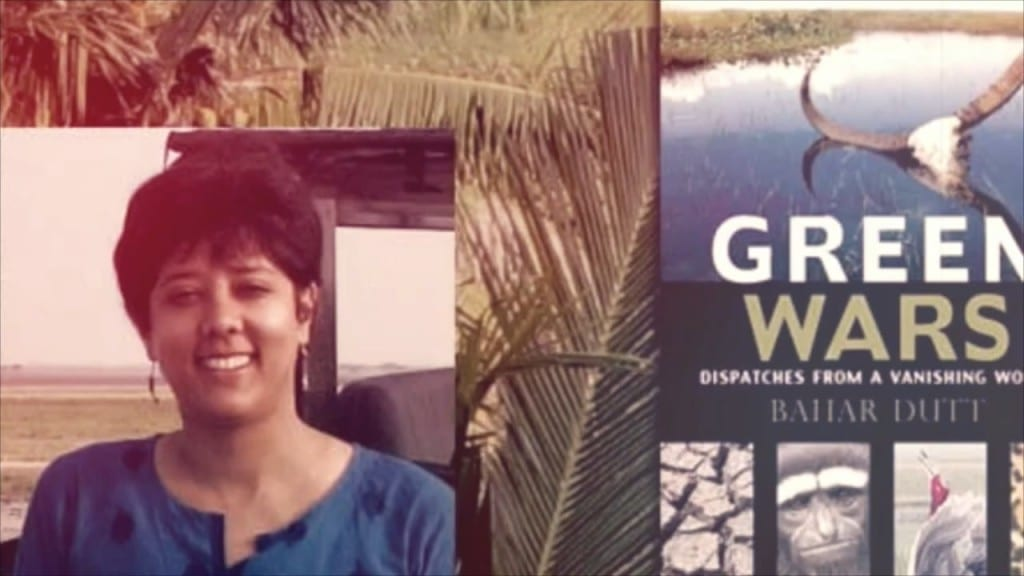 Green wars: Read About Bahar Dutt's Book