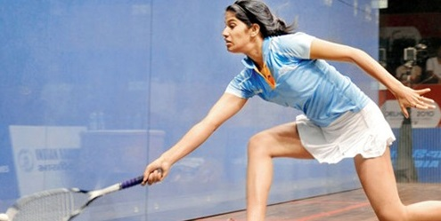Squash player joshna chinappa