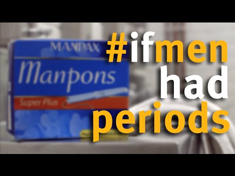 Menstrual Hygiene Day: If men had periods