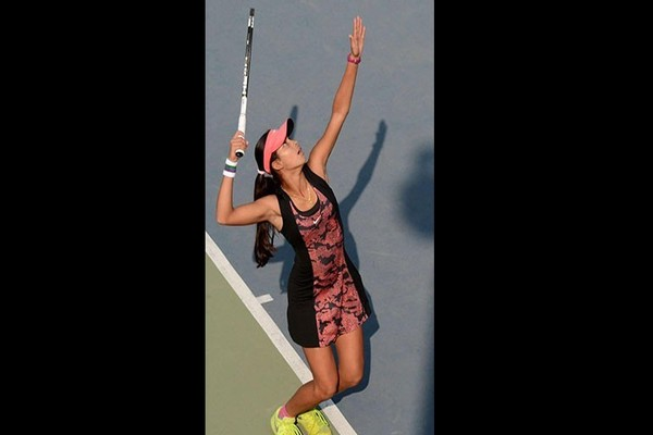 Tanisha Kashyap makes it to the Wimbledon race