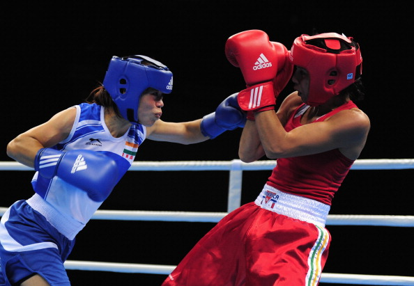 Mary Kom's Asian Games Gold