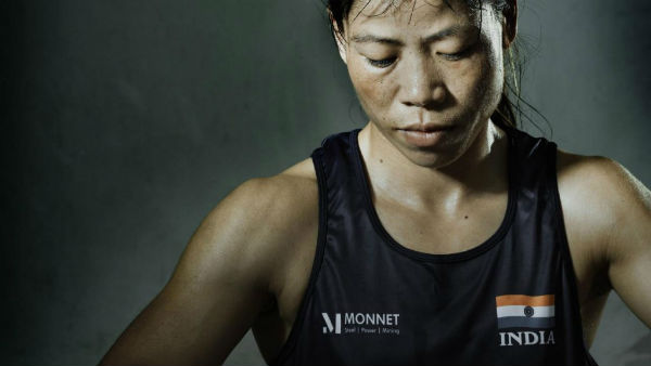 Mary Kom 8th World Championships Medal