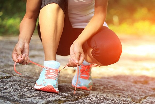 exercise for back pain, A run is good for health