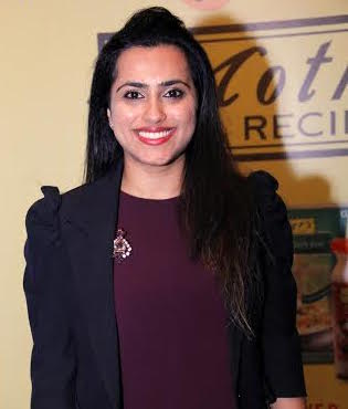 Sanjana Desai, Mother's Recipe