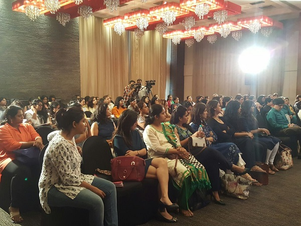 The audience at Boost your business