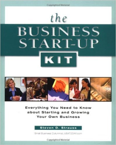 The  business start-up kit