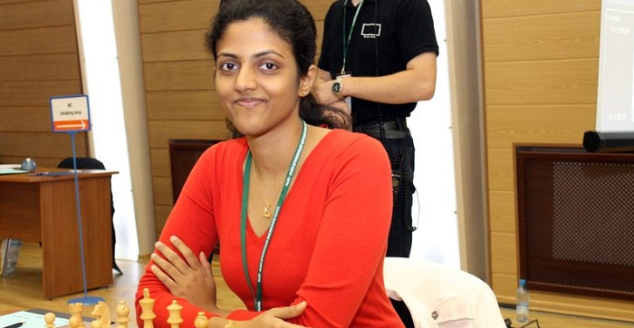 Indian women Asian chess trolled