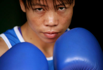 "Magnificent"" Mary Kom"