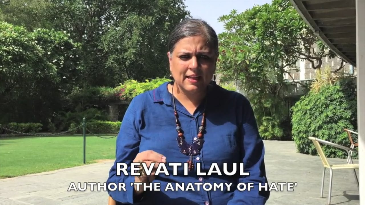 The Anatomy of Hate Project: Meet Revati Laul