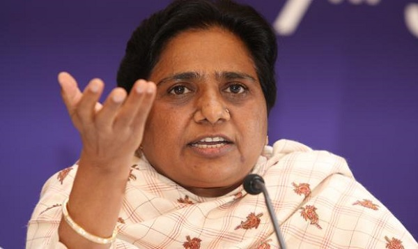 Mayawati Breaks Alliance
