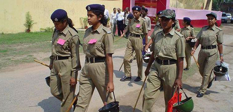 RPF Women Personnel