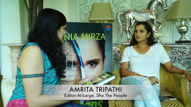 Ace Against Odds: The Sania Mirza Story- SheThePeople TV