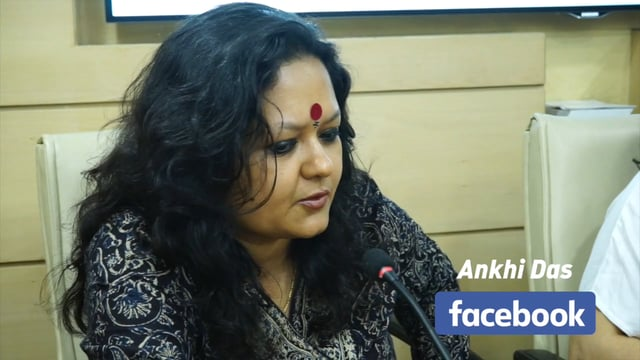 Ankhi Das of Facebook says it's time we change our values to fix ...