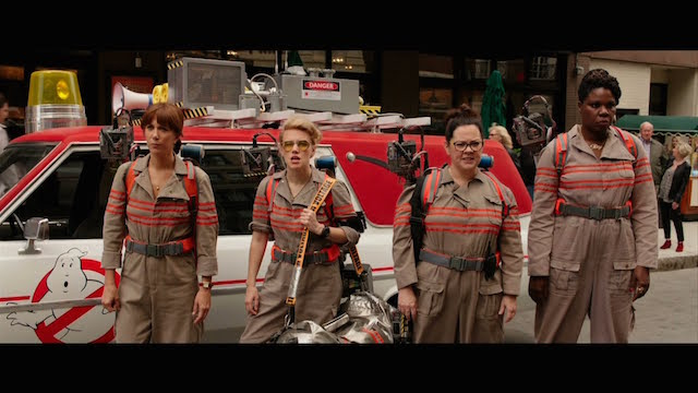ghostbusters, the 2016 movie