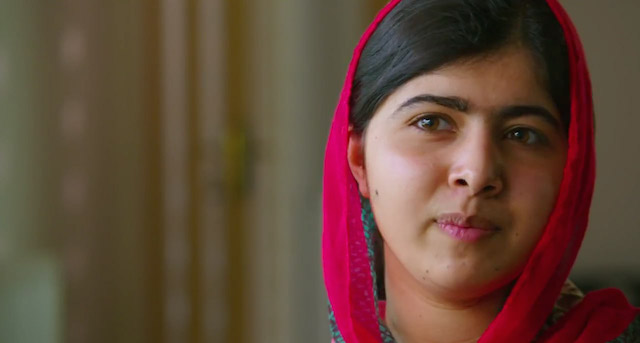 Malala Yousafzai India