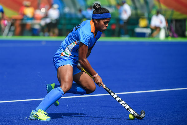 Indian women's hockey eves