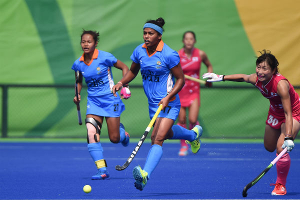Indian women's hockey eves in form against Japan