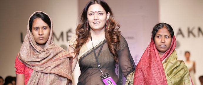 Agnimitra Paul, fashion designer