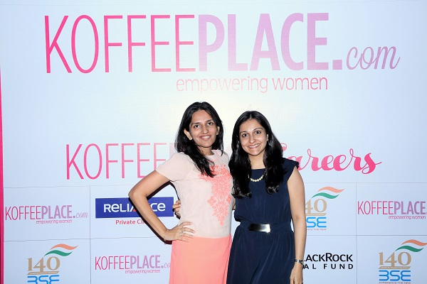Ashni and Anisha, Founders of Koffeeplace