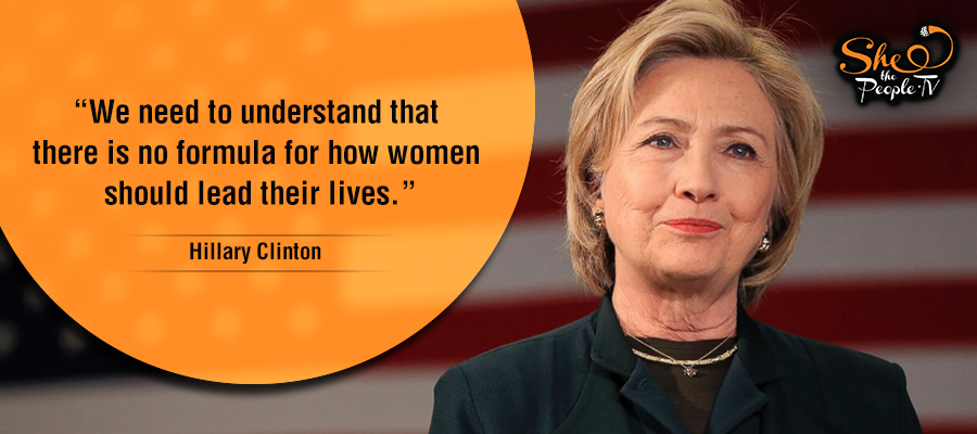 Human Rights Are Women's Rights' 60 Quotes On Women By Hillary Gorgeous Women's Rights Quotes