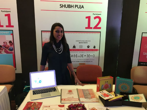 Saumya Vardhan, founder of India's only religious e-commerce platform Shubhpuja