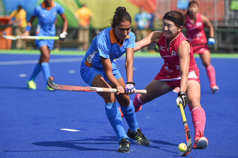 India Womens Hockey Rio 2