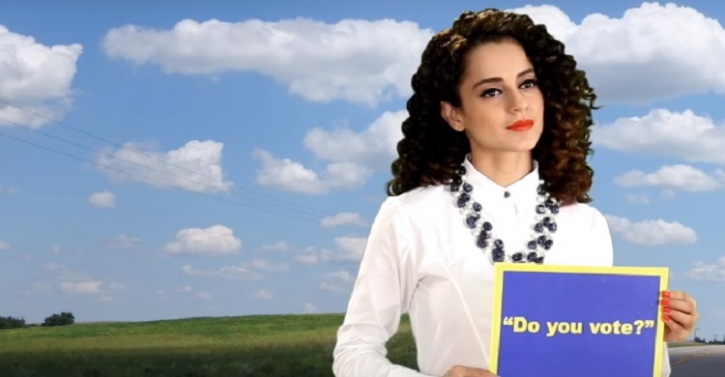 Kangana Ranaut Army Video