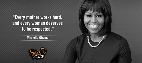 Michelle obama powerful quotes