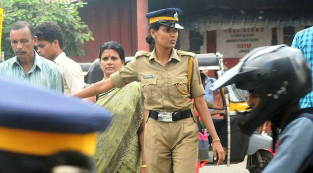 all-women police station in coimbatore