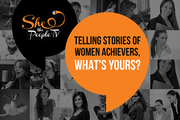 Your Story ON She The People