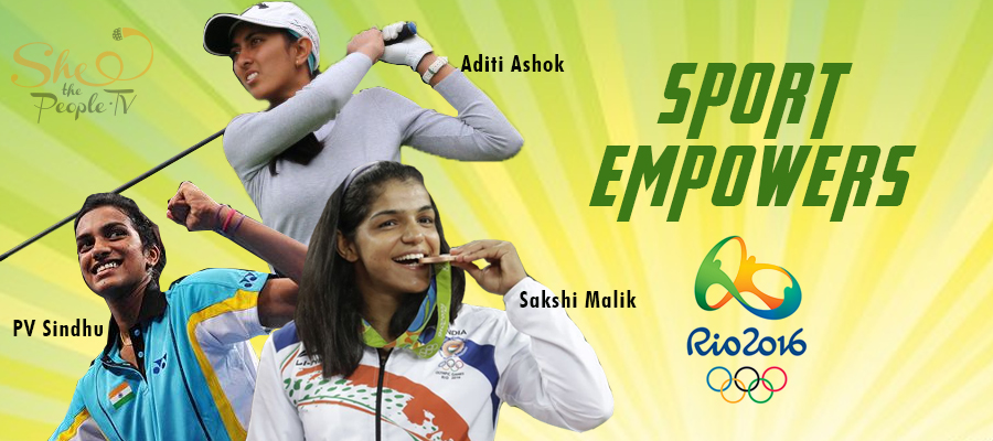 Women Changing India's Sporting History