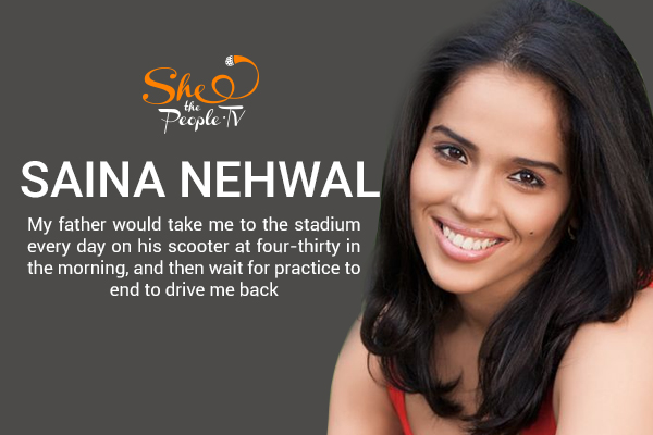 Saina Nehwal Quote On Olympics