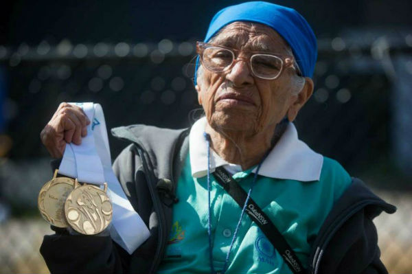 100-year-old runner from India