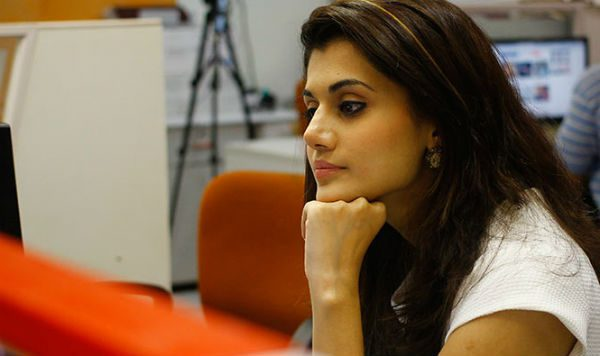 Taapsee Pannu on harassment