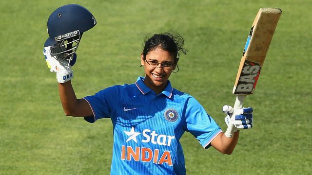 Smriti Mandhana bat deal