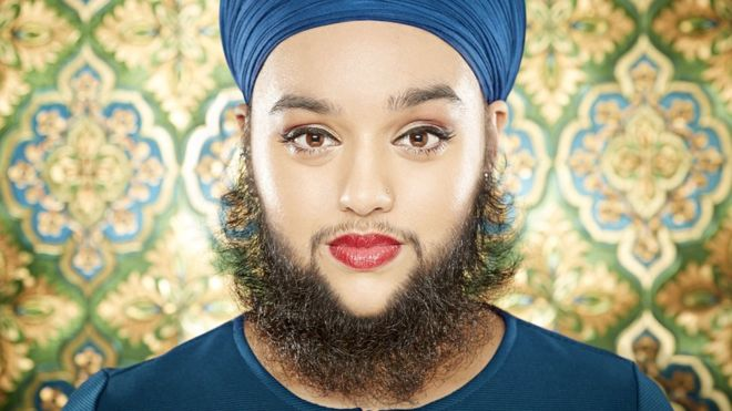 Harnaam Kaur in Guinness World Records