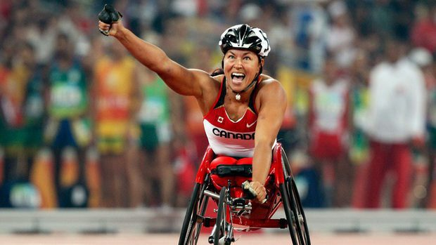 - Women Paralympian You Should Know Of - Chantal Petitclerc
