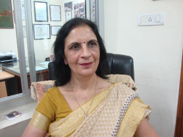 Preeti Monga, founder trustee and CEO of Silver Linings Foundation