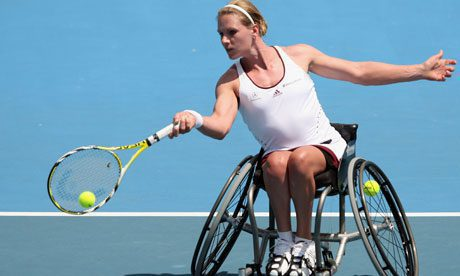 - Women Paralympian You Should Know Of - Esther Vergeer