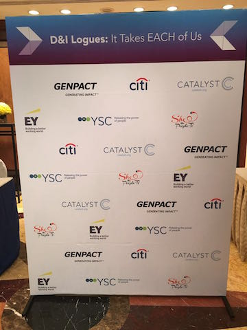 SheThePeople as the media partner of the Catalyst Conference in Mumbai