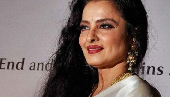 Rekha Family Childhood Photos Actress: Rekha's Biography Unravels The Enigma- SheThePeople TV